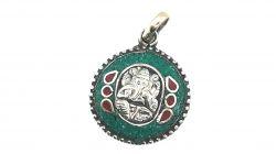 Pingente  Ganesha - Prata 925