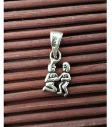 Pingente  Egípcios. Prata 925