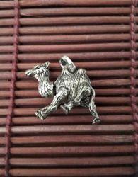 Pingente Camelo. Prata 925