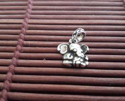 Pingente Ganesha - Mod 5. Prata 925