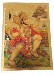 ESGOTADO! Gravura/litografia Hanuman