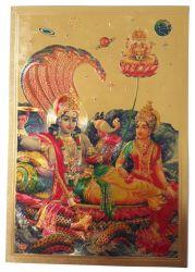 Gravura/litografia  Shiva & Parvati