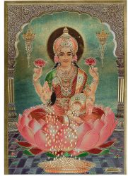 Gravura/litografia  Lakshmi