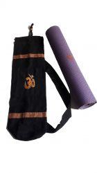Capa para Tapetinho de Yoga - Preta