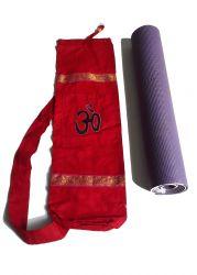 Capa para Tapetinho de Yoga - Vermelha