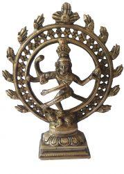 ESGOTADO! Estatueta Shiva Nataraja Mod. 2 - Bronze