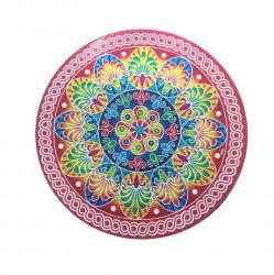 Mandala Adesiva Grande Mod III.  49 cm