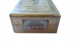 Óleo aromatizador & perfume Indiano Cannabis 10ML  Chakra