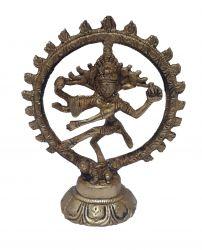 Estatueta Shiva Nataraja  3 - Bronze