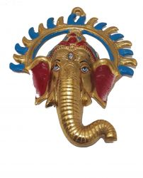 Estatueta de Parede. Ganesha  2
