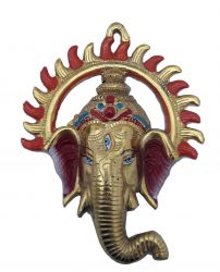 Estatueta de Parede. Ganesha  3