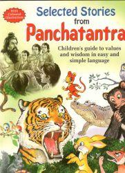 Livro Infantil Panchatantra - Em Inglês