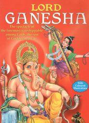Livro Infantil Lord Ganesha - Em Inglês