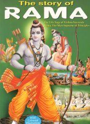 Livro Infantil Rama - Em Inglês