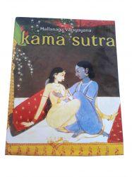 Livro Kama Sutra - Em Inglês