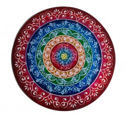 Mandala Adesiva Media Mod I.  23 cm