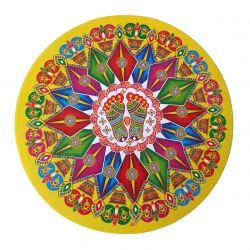 Mandala Adesiva Media Mod IV.  23 cm