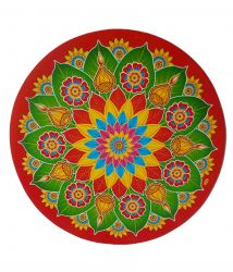 Mandala Adesiva Media Mod V.  23 cm