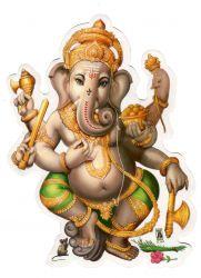 Gravura Adesiva Ganesha