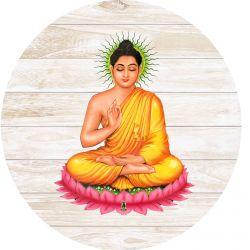 Gravura Adesiva Buda