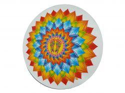 Mandala Adesiva Media Mod VII.  23 cm