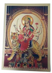 Gravura/litografia Parvati