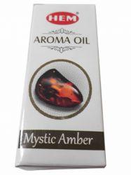 Óleo Aromatizador Mystic Amber. 10 ML
