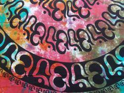 ESGOTADO! Colcha Indiana Colourful OM
