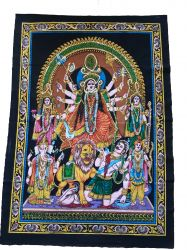 Pano Decorativo Durga