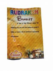 Pulseira Rudraksha - 27 contas